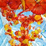 Chihuly Garden in Seattle