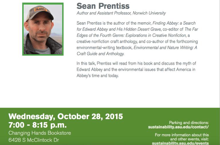 Sean Prentiss