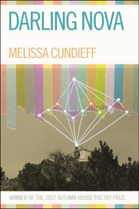 Darling Nova by Melissa Cundieff-pexa poetry collection cover