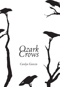 Ozark Crows by Carolyn Guinzio cover