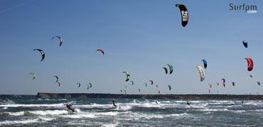 kite race