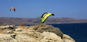 kitesurfing competition