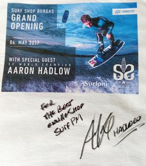 aaron hadlow surfpm