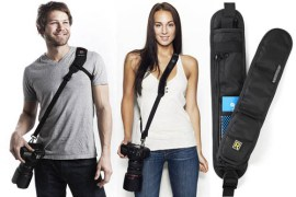 Black Rapid DSLR camera straps