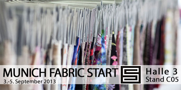 Swafing auf der MUNICH FABRIC START