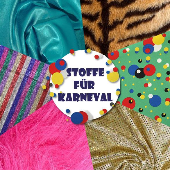 Swafing Stoffe für Fasching und Karneval