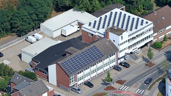 Swafing Stamm-Firmensitz_Bentheimerstr-Franz Frieling