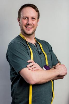 Kandidat Frank Brüggers