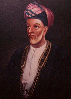 Said Bin Sultan of Muscat, Oman and Zanzibar
