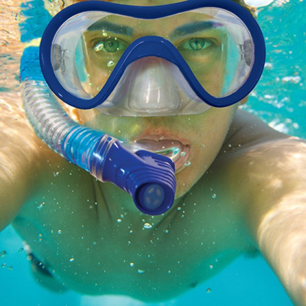 Expedition Dive Mask & Snorkel