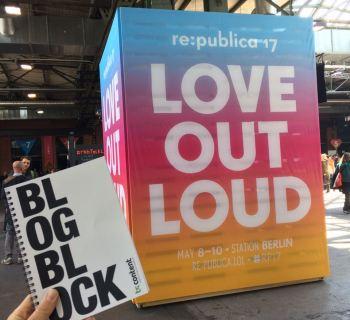 Mein Rückblick: Die re:publica 2017 in Berlin