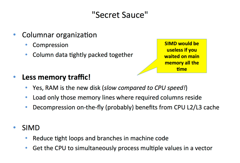 Oracle In-Memory in Action presentation
