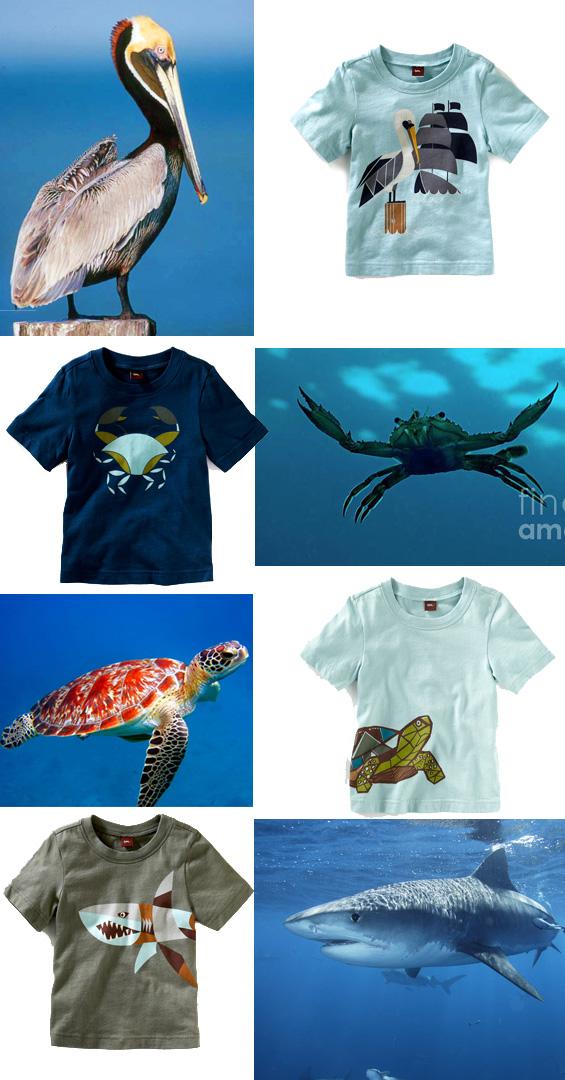 ocean shirts