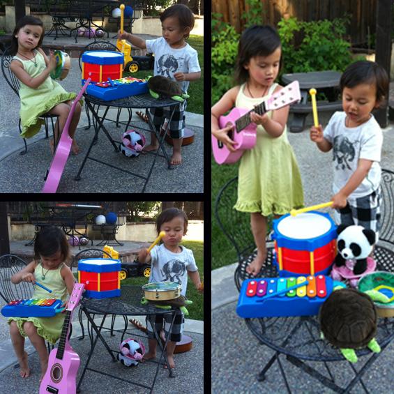 Make Brazilian Music Activity!