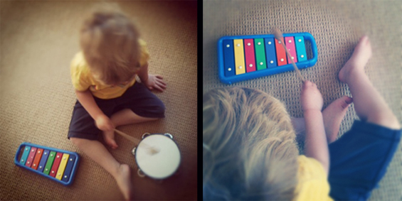 Brazilian Music Children's Activity
