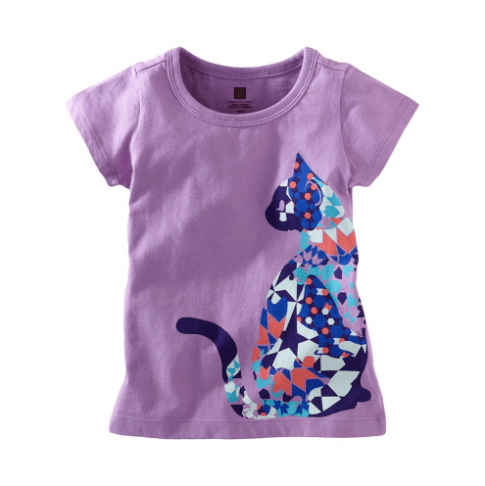 Kasbah Cat Graphic Tee