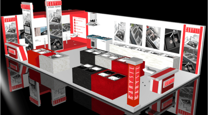 Exhibition Stall Design Tips : Exhibition hub tips ideas on industry