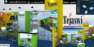 Portable Exhibition Stall