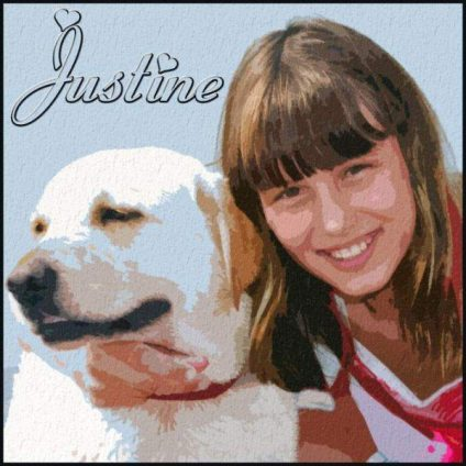 In Leah's Wake: Justine Tyler