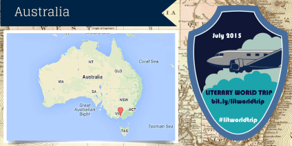 Literary World Trip Stops: Australia