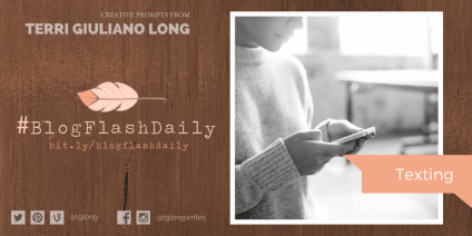 #BlogFlashDaily: Texting