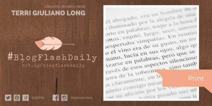 #BlogFlashDaily - Print