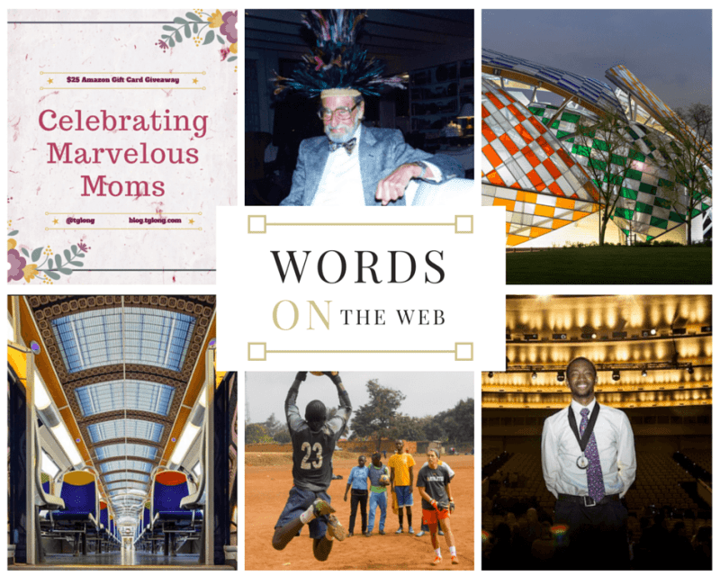 Storify: Words on the Web: 9-15 May