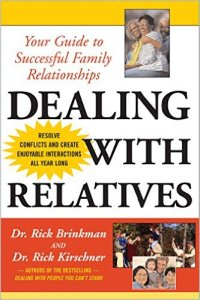 Kindle version of Dealing with Relatives