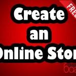 Create Free online ecommerce Website with theebazaar.com