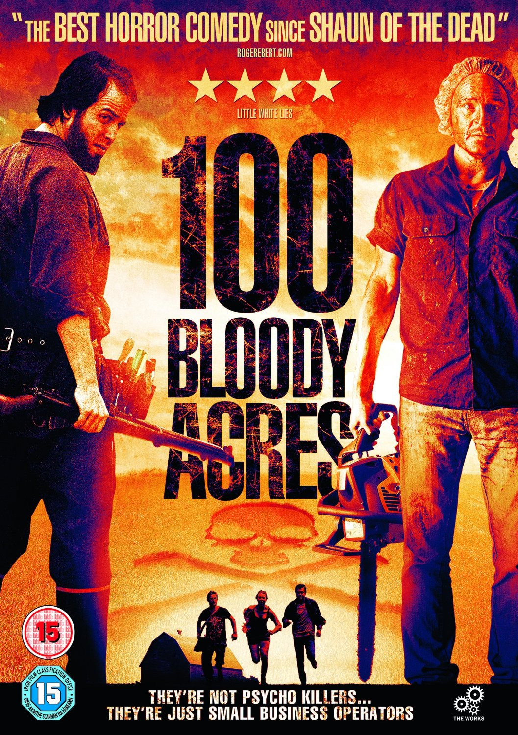 100 Bloody Acres DVD