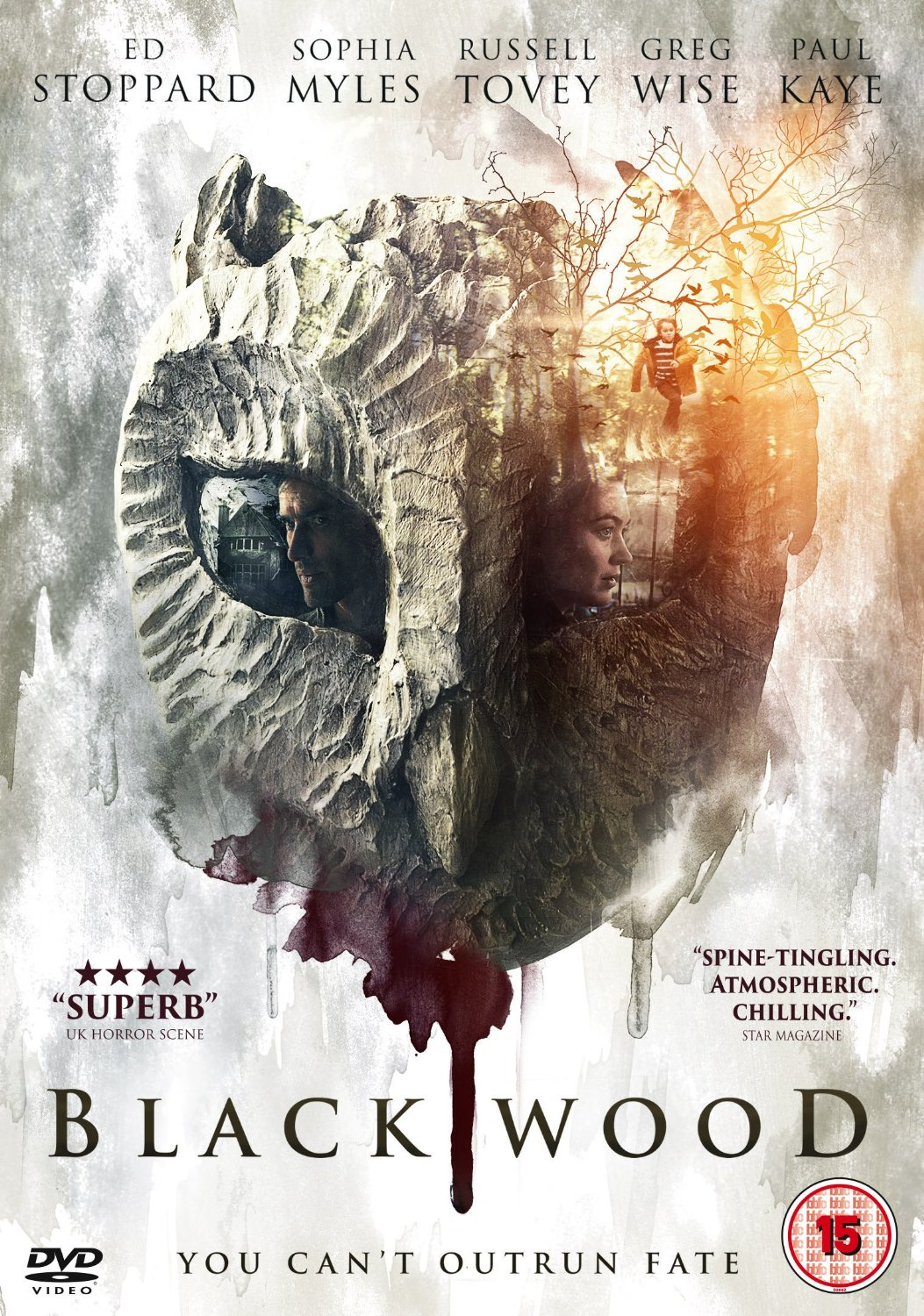Blackwood DVD
