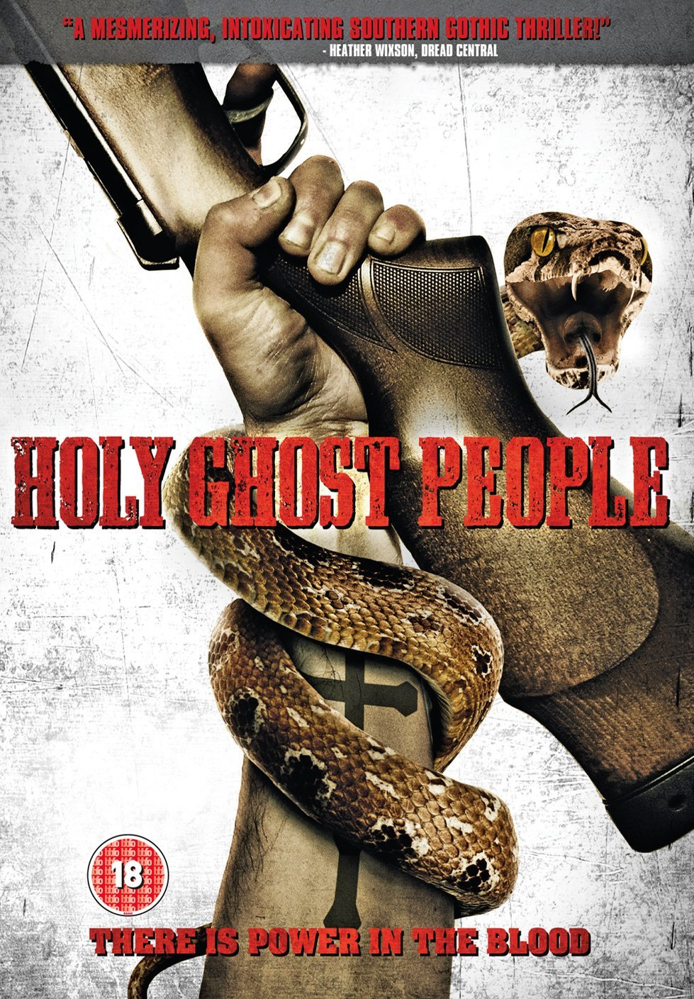 Holy Ghost People DVD