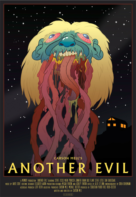 Another Evil Poster SXSW