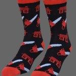 Evil-Dead-Socks