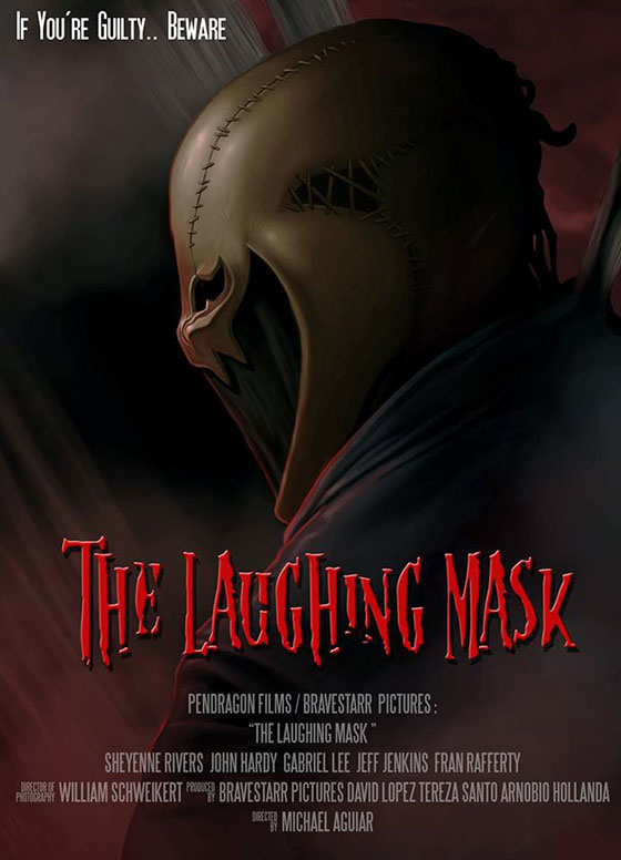 LaughMaskPoster