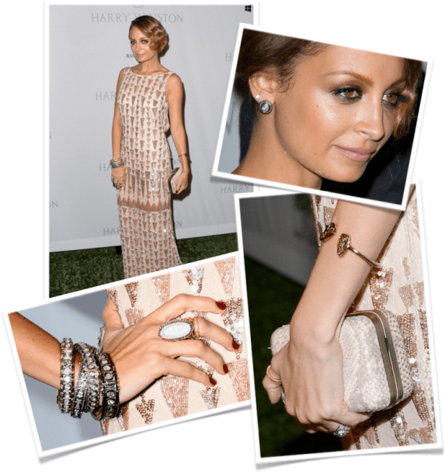 Nicole Richie, Hollywood Glam