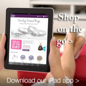 iPad The Jewellery Channel