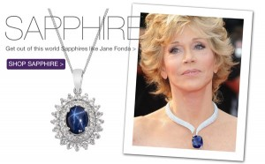 Sapphires with Jane Fonda