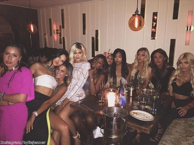 We love Kylie Jenner's 18th birthday outfit
