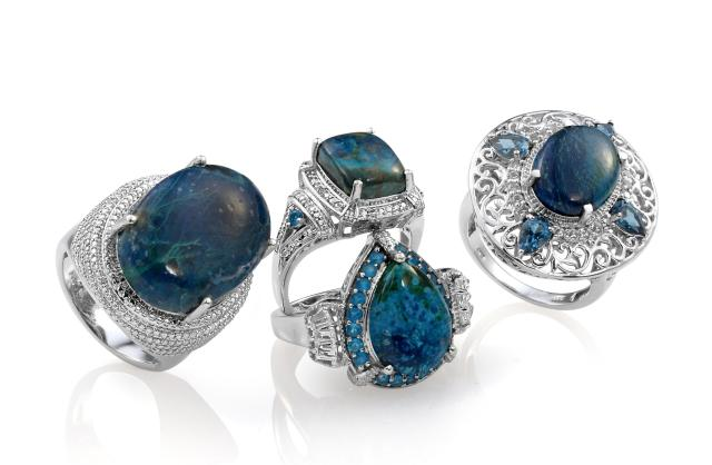 Shadowkit: Deep coloured gems