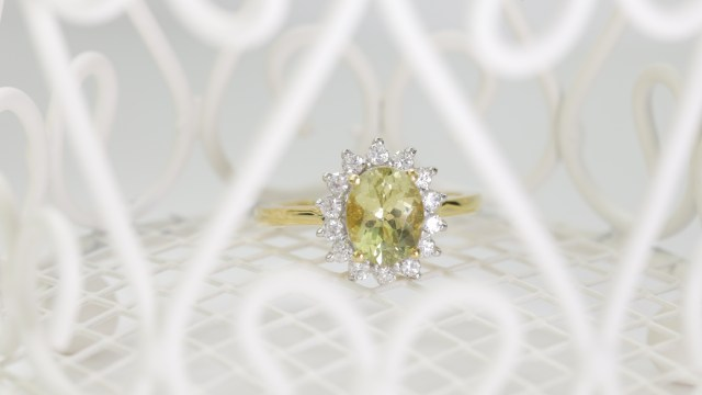 Know the phenomenal yellow-green gem: Canary Apatite