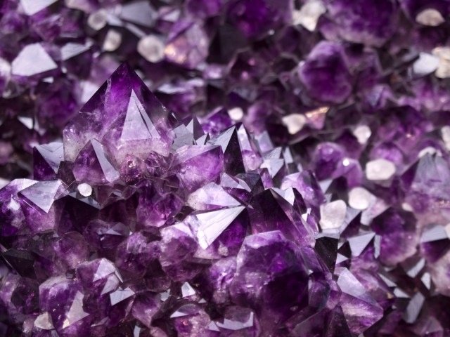 New to TJC: Uruguayan Amethyst