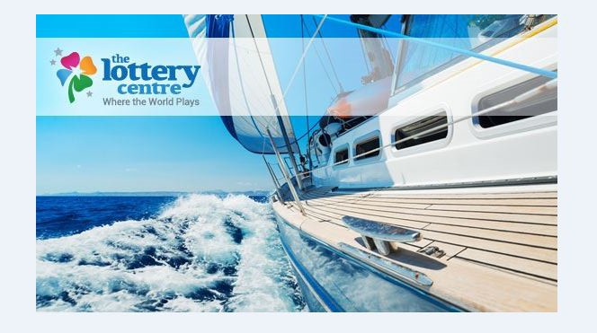 The Lottery Centre goes sailing