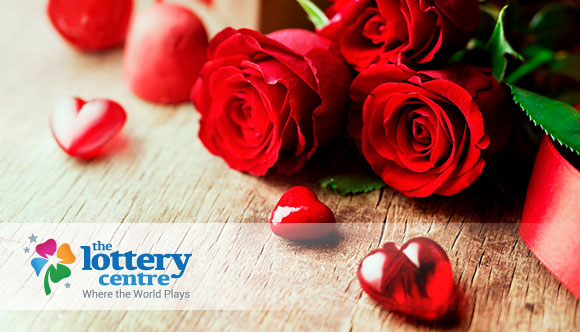 Celebrating Valentine's Day with The Lottery Centre