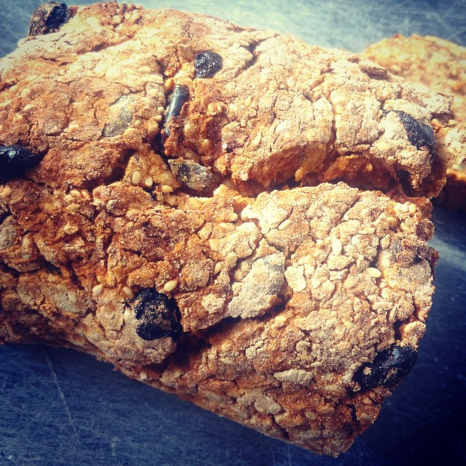 Grain free Multiseed bread