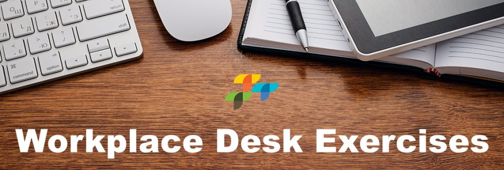 workplace desk exercises physical therapy