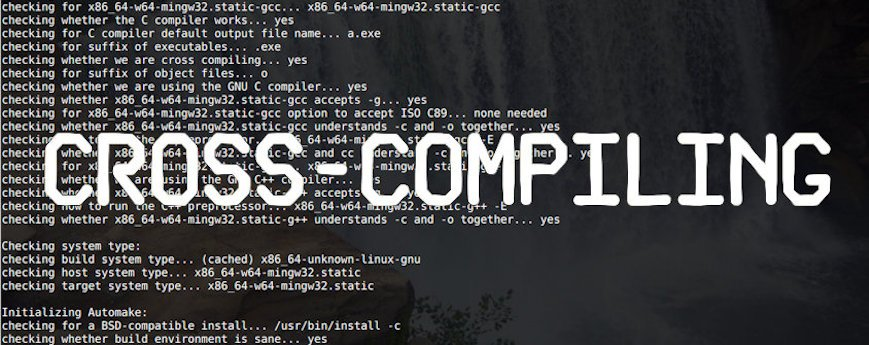 Cross-Compile
