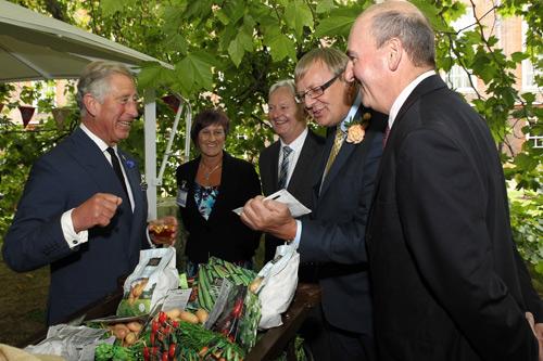 Celebrating 21 years of Duchy Originals