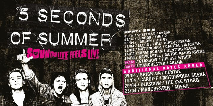 5 seconds of summer tour dates uk 2017 joshymomo 5 seconds of summer tickets uk 2017 find your world m4hsunfo