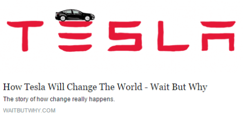 How Tesla Will Change The World